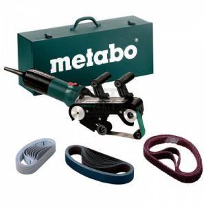 Шлайф лентов  за тръби 1550W 40x760mm Metabo RBE 15-180 Set
