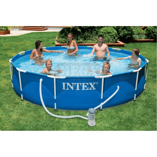 Басейн INTEX с филтърна помпа 305 х 76 см