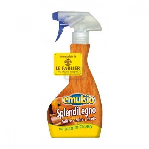 Препарат за почистване и полиране на дърво Emulsio Splendi Legno