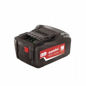 Акум. батерия 18V 5.2 Ah Li-Power Metabo