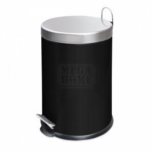 Кош за смет BC 530078, 5.0 L, черен