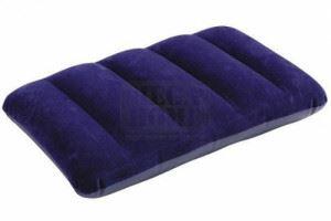 Надуваема възглавница за къмпинг INTEX Downy