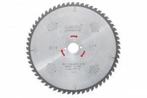 Диск за циркуляр 315х2.4х30.0mm 84 WZ 5° Metabo