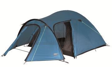 Палатка 3 местна Kira 4 от полиестер