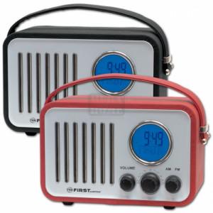 Преносимо радио AM/FM с два говорителя First Austria FA-1908 -1