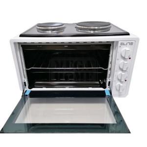 Готварска печка 42 л с два котлона Elite Emo-1209