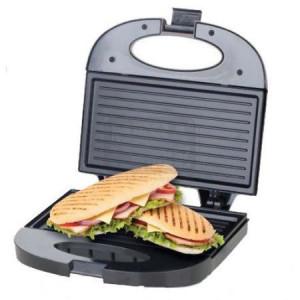 Сандвич тостер ELITE ESM-1135 WR с грил плочи