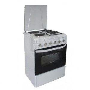 Комбинирана готварска печка на ток и газ ELITE EFC-60G60