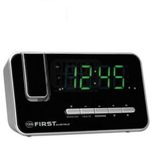 Радио часовник FIRST FA-2421-7с аларма