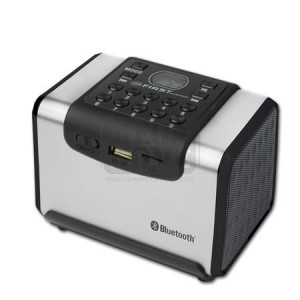 Преносимо радио с Bluetooth FIRST FA-1920-1-SI