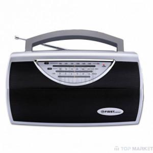 Преносимо радио FIRST FA-1904-SI