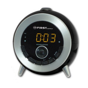 Радио часовник с аларма FIRST FA-2421-6