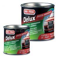 Абразивна паста за всякакъв тип бои Delux 200 мл 12 pz