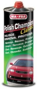 Защитен полир за всякакъв тип бои Polish Champin Classic 1000 мл
