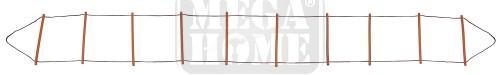 Тренировъчна стълба за ловкост Maxima 4.1 м 10 преки