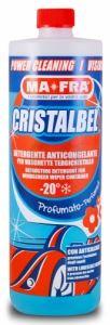 Почистващ препарат за автомобилни стъкла Cristalbel 1 л