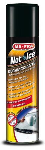Спрей за размразяване на стъкла Not Ice 300 мл 24 pz