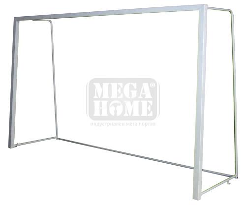 Врата за футбол и хандбал Maxima 3 х 2 м сгъваема
