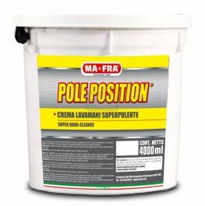 Силен почистващ препарат / крем за ръце Pole Position 1 - 4 кг