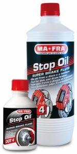 Супер спирачна течност Stop Oil 250 мл 12 pz