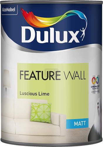 Боя Dulux Fw Matt Luscious Lime 1.25 л.