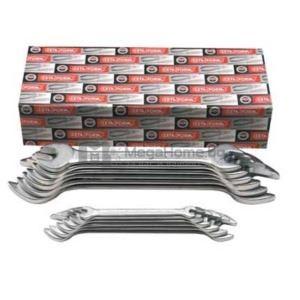Комплект гаечни ключове Ceta-Form, 12 бр. размери 6-32мм в кутия