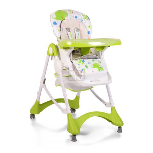 Детски стол за хранене Cangaroo Mint