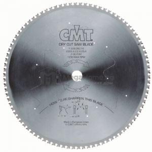 Циркулярен диск HM за метал Dвънш 235 мм