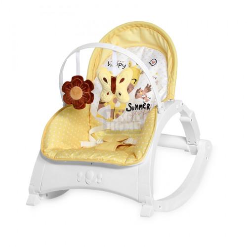 Бебешки шезлонг Enjoy Lorelli 2020 година