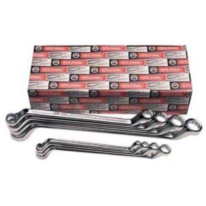 Комплект ключове лула, Ceta-Form, 10 бр., размер 6-26мм