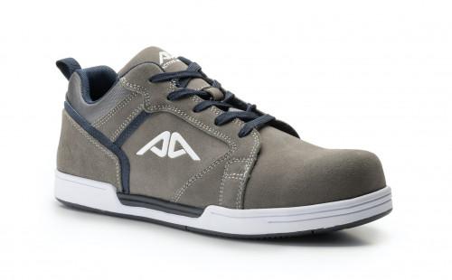 Работни обувки A-URBAN ниски сив S3 SRC 0% Metal HRO Active Gear