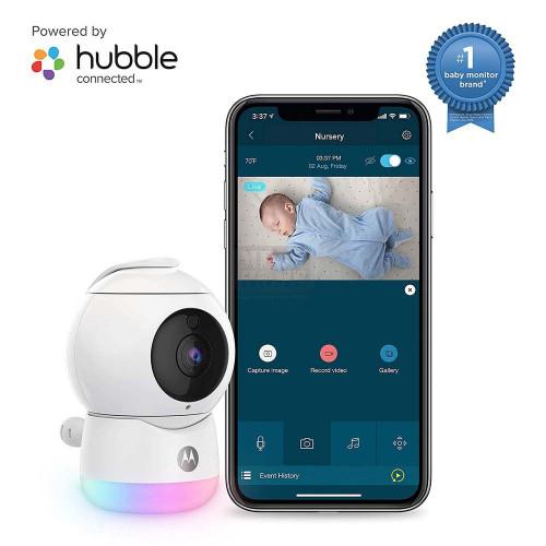Видео бебефон Motorola Peekaboo