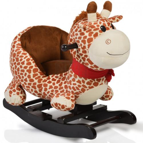 Детската  люлка Moni Giraffe 106088