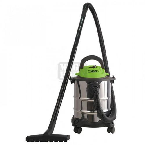Прахосмукачка за сухо и мокро почистване Nrock 1200 W 15 л