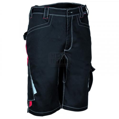 Работен къс панталон Corrientes Cofra черен