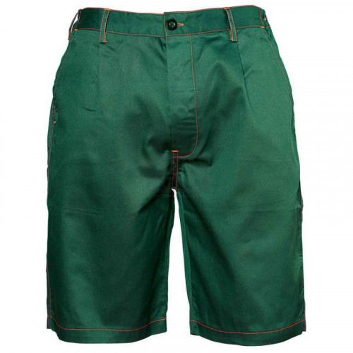 Работен къс панталон Primo Stenso зелен
