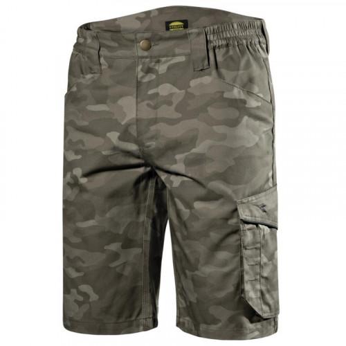 Работен къс панталон Diadora Bermuda Poly Camo