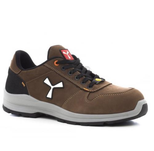 Работни обувки Payper Get Force Low S3 SRC ES кафяв