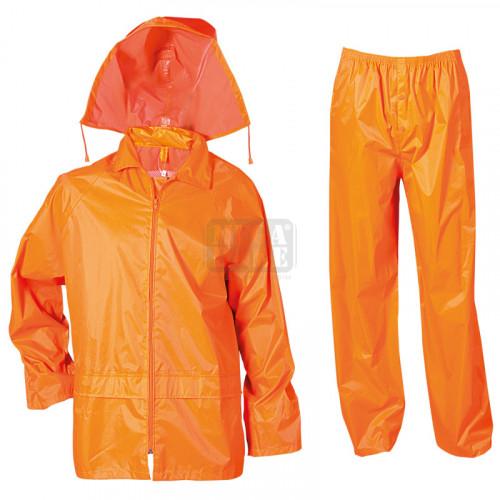Водозащитен костюм Carina Stenso оранжев