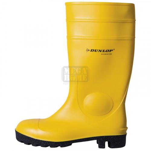Гумени ботуши Dunlop Protomastor S5 жълт