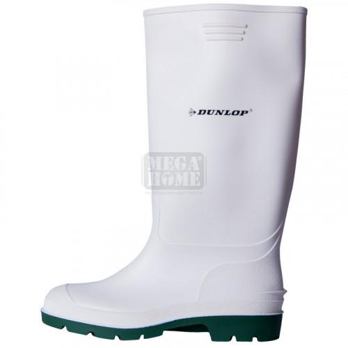 Гумени ботуши Dunlop Pricemastor бял