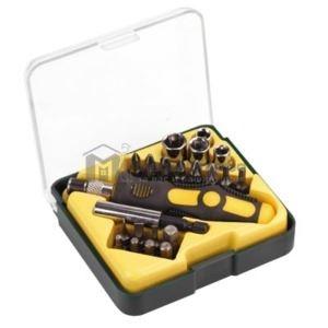 Отвертка Topex комплект с 20 накрайника