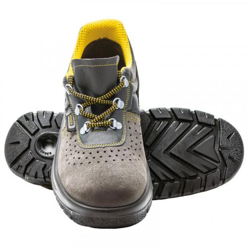 Работни обувки Lambda S1P SRC Panda Safeti