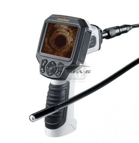 Видеоконтролер Laserliner VideoFlex G3 9мм, 1.5м, 3.5\