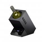Електрически охладител за вино Caso Wine Case One Black