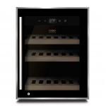 Хладилна витрина за вино CASO WineSafe12 black