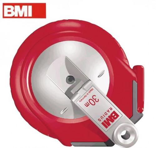 """Ролетка с пластмасово тяло BMI """"Radius"""" 30 м"""