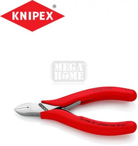 Електричарски странични резачки KNIPEX 115 мм