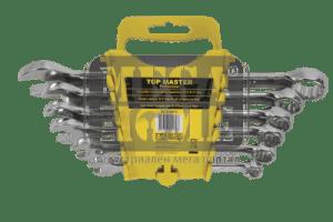 Ключ звездогаечен к-т Top Master Pro 6-32мм на стойка CR-V TMP