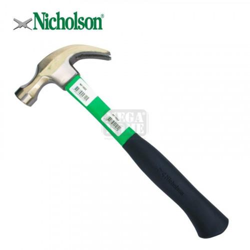 Чук с дръжка от фибростъкло NICHOLSON 500-640 гр